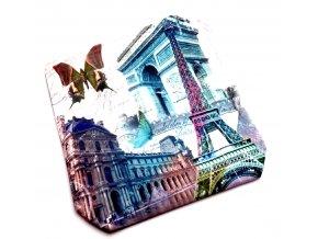 Elegantní taška textilní PARIS 2