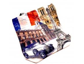 Elegantní taška textilní PARIS 3