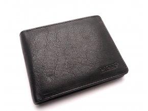 Pánská kožená peněženka 2104 E BLACK