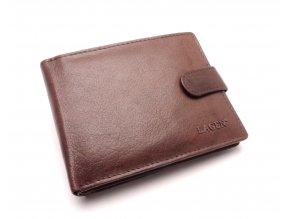Pánská kožená peněženka V-42 BROWN