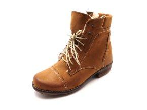 Dámská kotníčková obuv 654