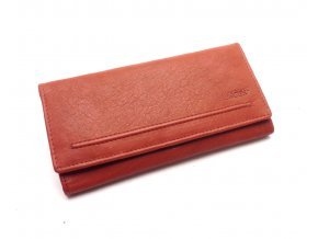 Dámská peněženka V-25E RED