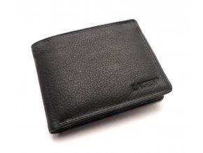 Pánská kožená peněženka 103 BLACK