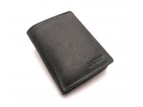 Pánská kožená peněženka 90752 BLACK