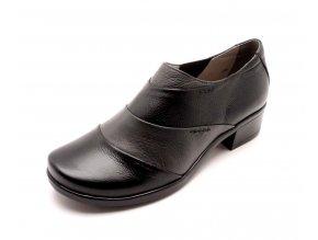 Dámská pohodlná obuv z kůže 81-16368-2