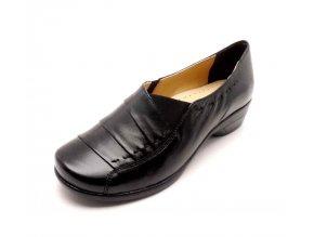 Dámská pohodlná obuv z kůže 727-245-249