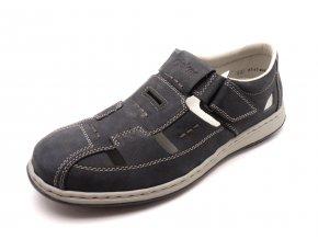 Pánské uzavřené sandály 17384-15