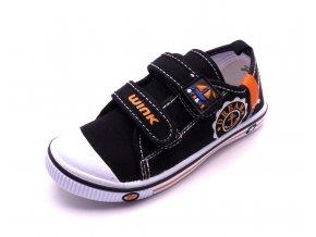 Dětské tenisky CZ7262-1 BLACK