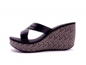 Dámské pantofle Ipamema Lipstick 82288 Black 20766