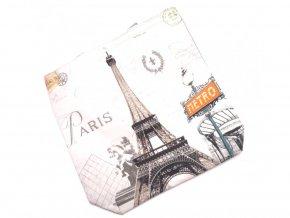 Elegantní taška textilní PARIS 5