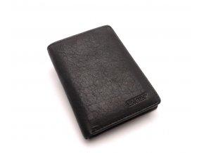 Pánská kožená peněženka 2103/E BLACK