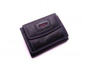 Peněženka LG-209 BLACK/MULTI