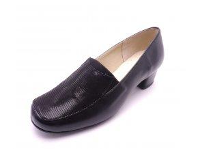 Dámská pohodlná obuv z kůže 81913/6