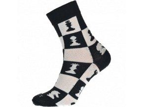 sachy ponozky