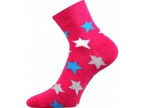 ponozky hvezdicky