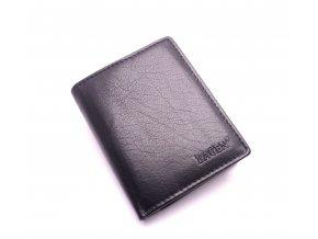 Pánská kožená peněženka 2310004 BLACK
