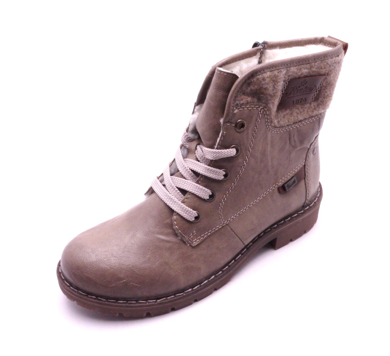 9baef73dcefe8 Rieker Dámská kotníková obuv Y9123-64 Velikost: 37