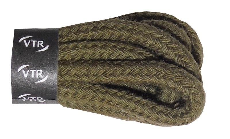 VTR Tkaničky bavlněné kulaté silné (druh 1) Barva  khaki be41f88bd0