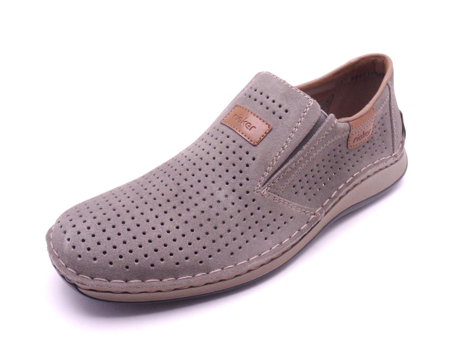 Rieker Pánská obuv 05265-42 Velikost: 42
