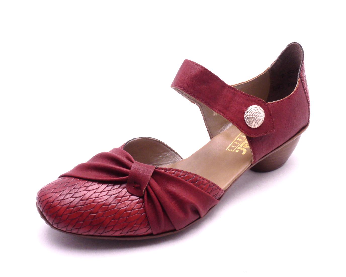 a04fa13b46 Rieker Dámská pohodlná obuv 43722-35 Velikost  37