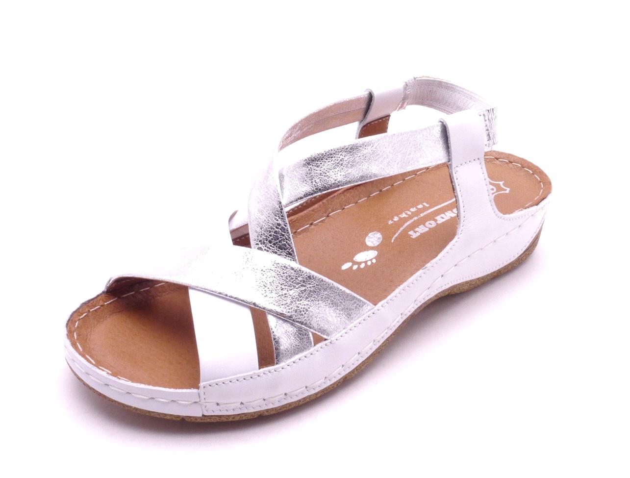 5e8b7ec6fabd9 Mintaka Dámské kožené sandály 1267 Velikost: 36