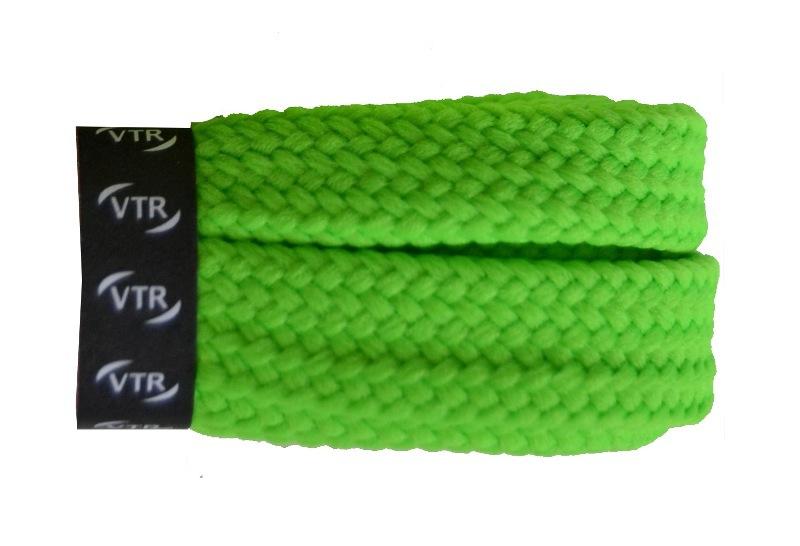 VTR Tkaničky skate Barva: Zelená, Délka: 140 cm