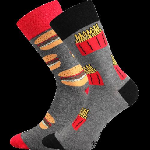 Voxx Ponožky Fastfood velikost: 43-46