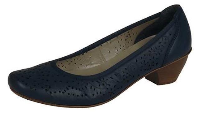 Rieker Dámská obuv na nízkém podpatku 47665-14 Velikost: 42