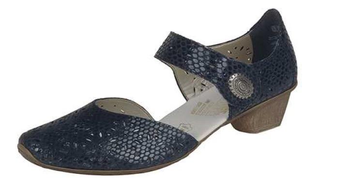 Rieker Dámská perforovaná obuv 49785-14 Velikost: 37