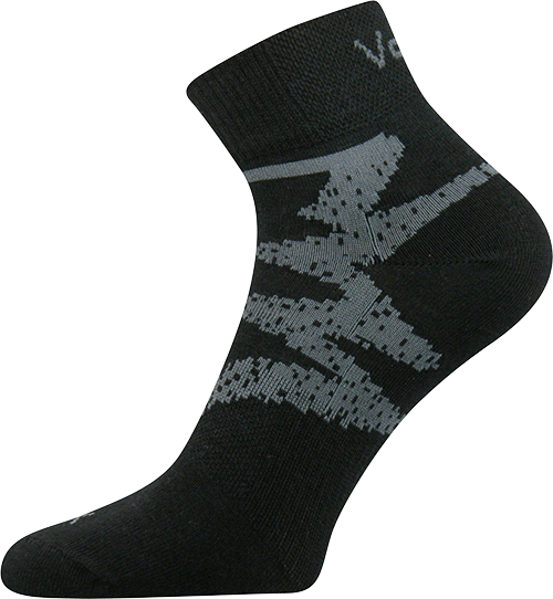 Voxx Ponožky Franz - černá velikost: 35-38
