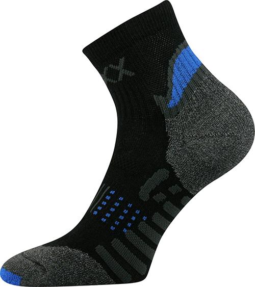 Voxx Ponožky Integra - modrá velikost: 35-38