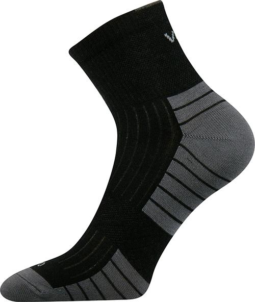 Voxx Ponožky Belkin - černá velikost: 35-38