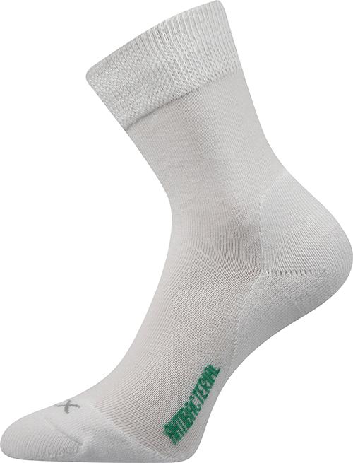 Voxx Ponožky Zeus - bílá velikost: 43-46