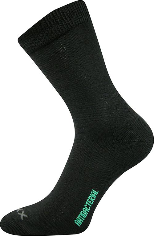 Voxx Ponožky Zeus - černá velikost  35-38 4d485f95fa