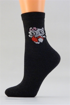 Benet Ponožky D012 Kočička velikost: 20-22