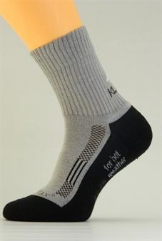Benet Ponožky K023 světlé velikost: 35-38