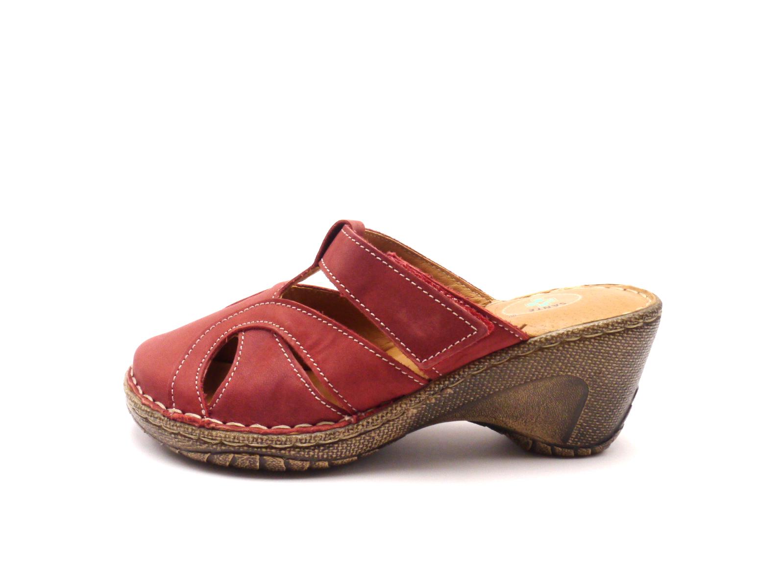 Sante Dámské pantofle s uzavřenou špičkou 309/8 Velikost: 36