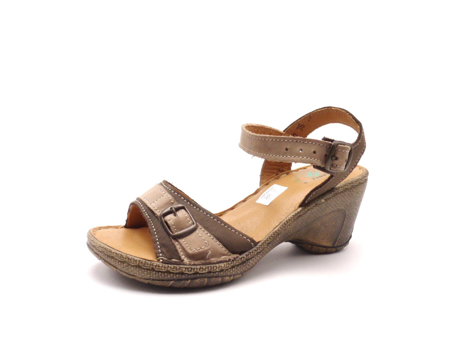 Sante Dámské sandály na klínku 309/7 Velikost: 36
