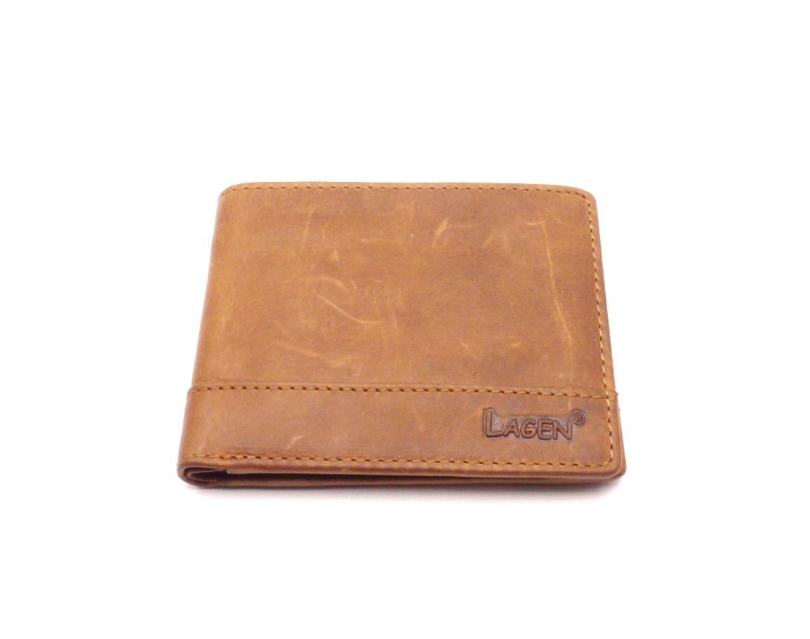 Lagen Pánská peněženka 1998/V BROWN