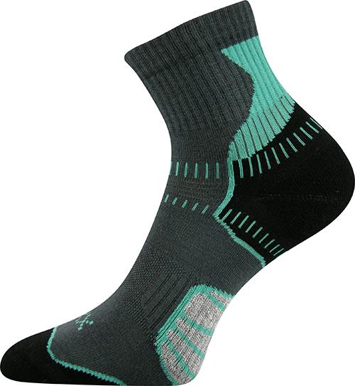 Voxx Ponožky Falco - zelená velikost: 35-38