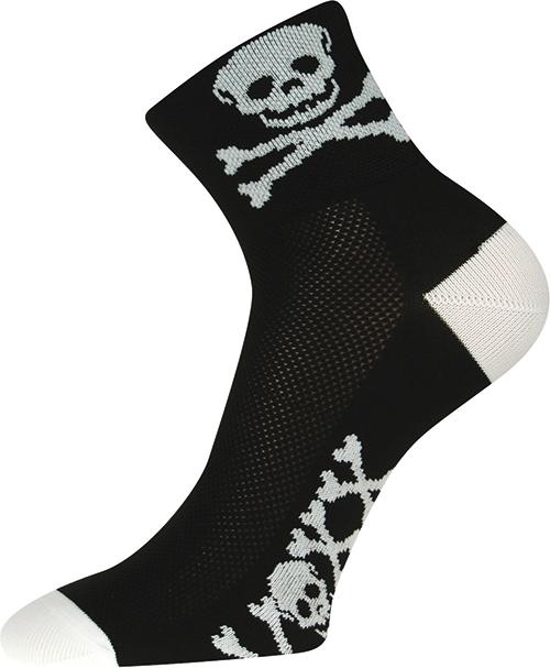 Voxx Ponožky Lebka velikost: 35-38