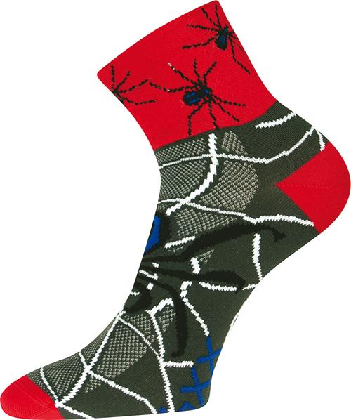 Voxx Ponožky Pavouk velikost: 39-42