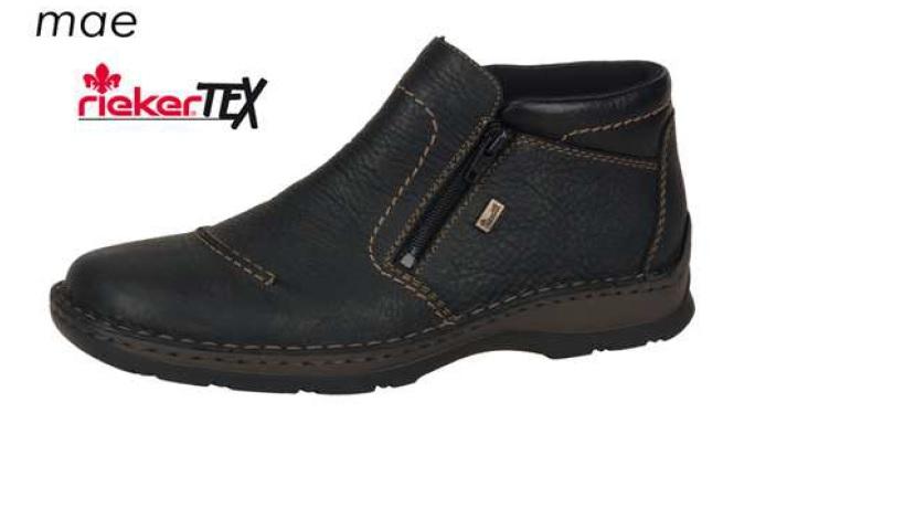 Rieker Pánská zimní obuv 05372-00 Velikost  41 8121817890