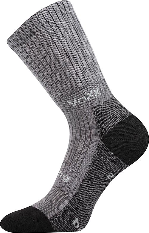 Voxx Ponožky Bomber - šedá velikost: 35-38