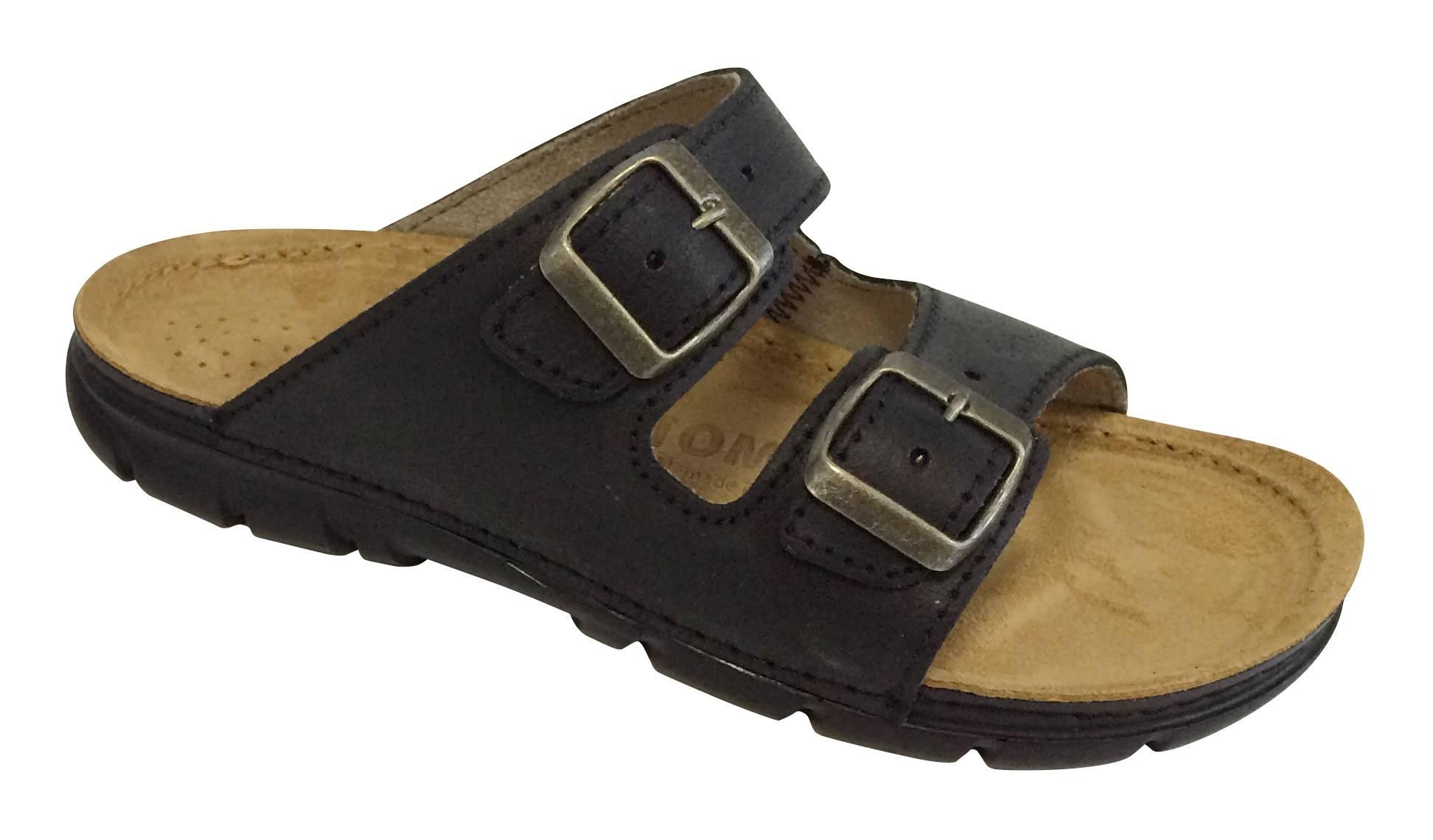 Zdravotní obuv Pantofle 3026 011/P86 Velikost: 36