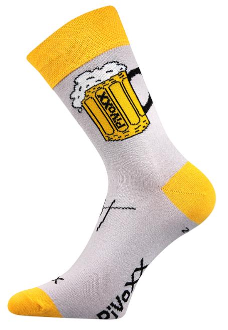 Voxx Ponožky Pivo 1 velikost: 39-42