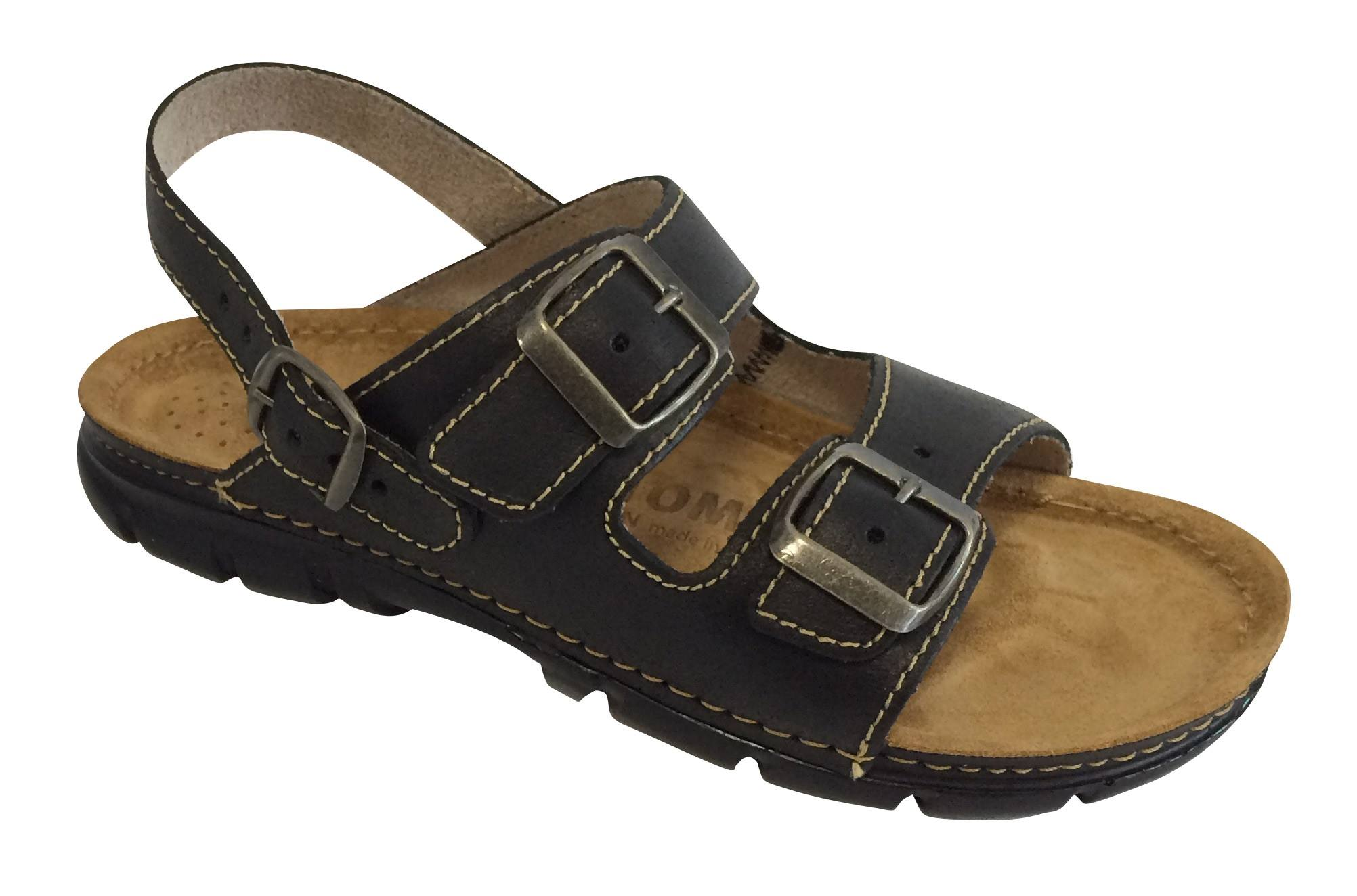 Zdravotní obuv Pantofle, sandále 3034011/p086 Velikost: 39