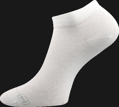 Lonka Ponožky Debi - bílá velikost: 43-47
