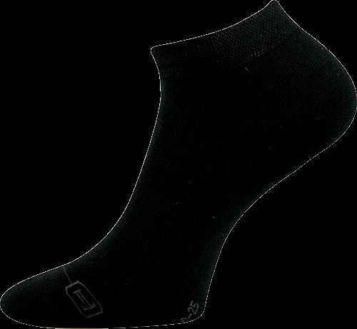 Lonka Ponožky Debi - černá velikost: 35-38