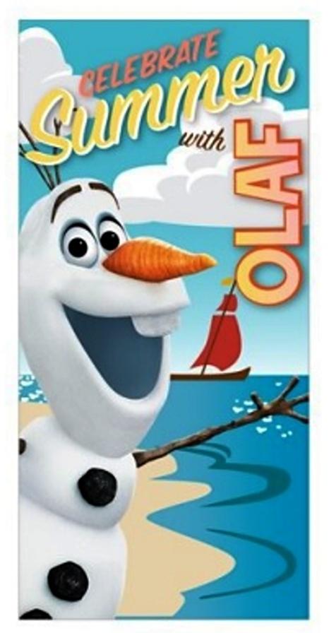 MCM Osuška Frozen - Olaf EP4374